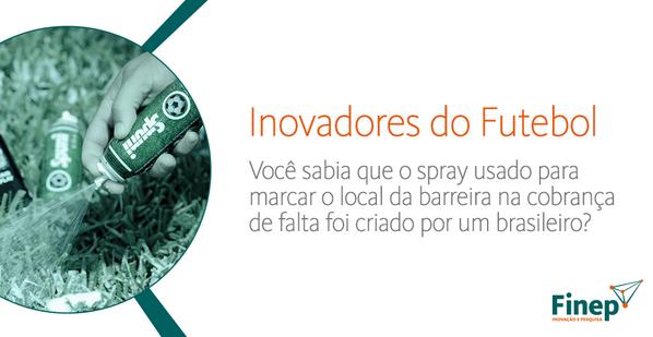 #Inovação Após 12 anos, a invenção de @heineallemagne foi aprovada pela FIFA e IFAB: http://t.co/aBrWZcwKf0 http://t.co/ToM0ZoW28H