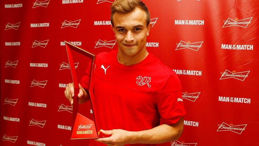 Bayern & Swiss star Xherdan Shaqiri is close to joining Liverpool, his agent is now in England [Gianluca Di Marzio]