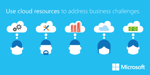 Find out how 5 customers used cloud resources to address existing business challenges. http://t.co/zuZVjYeSi6 http://t.co/WS83Ao6Mqe