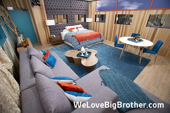 Pictures of the TWO HOH rooms: Attached 1/2 #BB16 http://t.co/7Bbpdeuj5M