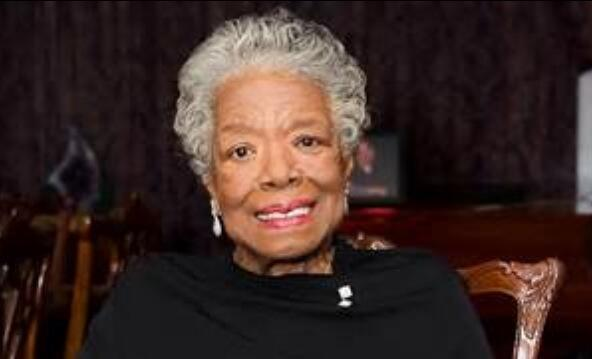 "Maya Angelou's last tweet: ""Listen to yourself and in that quietude you might hear the voice of God."" RIP http://t.co/ehY09j6a8b"