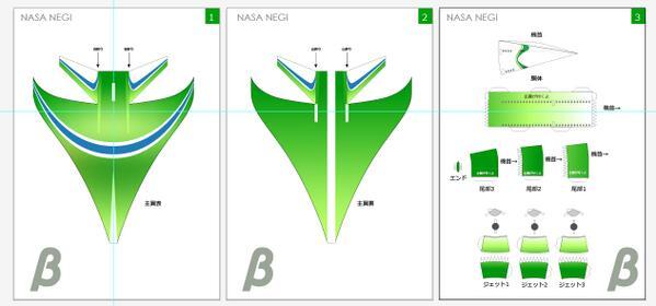 NASAネギβ版ペパクラ 欲しい人は言ってください。 http://t.co/UjbckbABSW