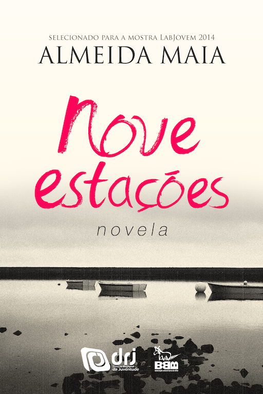 "Cover reveal ""Nove Estações"" LabJovem Showcase 2014 #ebook http://t.co/sU35Tg2AjU Photo: Tiago Maia 