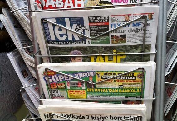 Atahan Zilcioglu ®  (@Atahanzilcioglu): TEK'in Cumartesi sayısı Cuma sabahından, Pazar sayısı ise Cumartesi sabahından itibaren bayilerde olacak, Bilginize http://t.co/0DyUhlnAR4