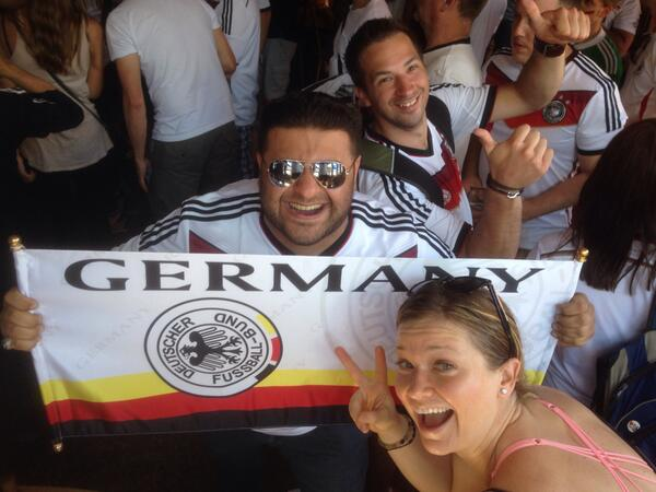 @DFB_Team_EN  Not only team #USA, let's keep beating every team till the finals. Go Germany Go! http://t.co/VNgJblUj1W