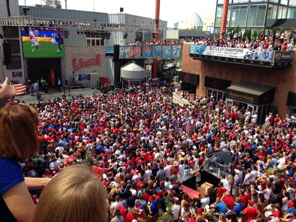 World Cup Viewing Party Usa Vs Germany Kc Live Power