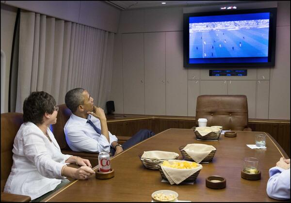 President obama takes long lunch like rest of humanity to for Force interieur