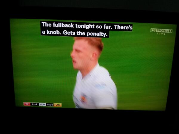 Not very kind from whoever is doing the subtitles! #SLHKRHUD http://t.co/wHis8bKOSb