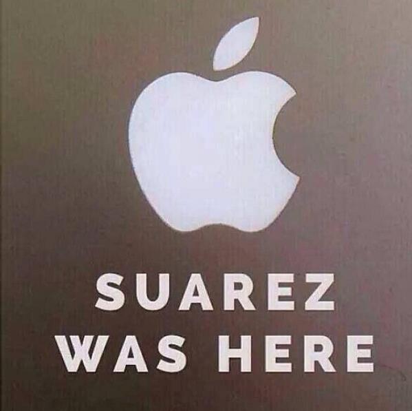 Apple's logo explained. http://t.co/o0MKU5UMFo