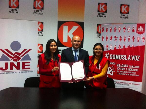 @FuerzaPopularPe firmo carta de adhesión por la inclusión política #SomosLaVoz @KeikoFujimori http://t.co/QmOXcU4JsU
