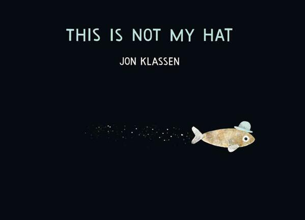 We've a SIGNED copy of the #CKG2014 award-winning #ThisIsNotMyHat to give away! RT and follow by 5pm today to enter! http://t.co/Bo9wL0Qygx