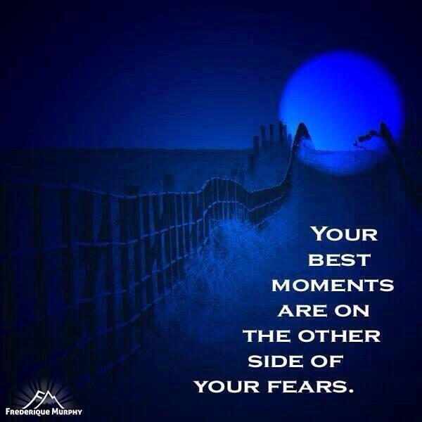 Your best moments are on the other side of your fears. #M3Power http://t.co/FoX2TAUWws