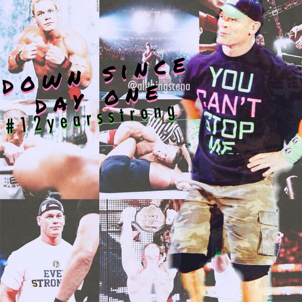 retweet if you've been down since day one ; #CeNation #12YearsStrong http://t.co/ZqUijpTocF