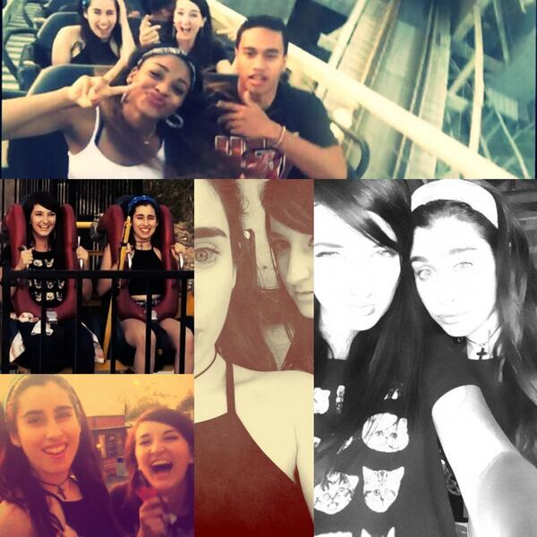 Happy Birthday @LaurenJauregui :) you da realest. <3 looooove youuu. http://t.co/5be3KytPvI