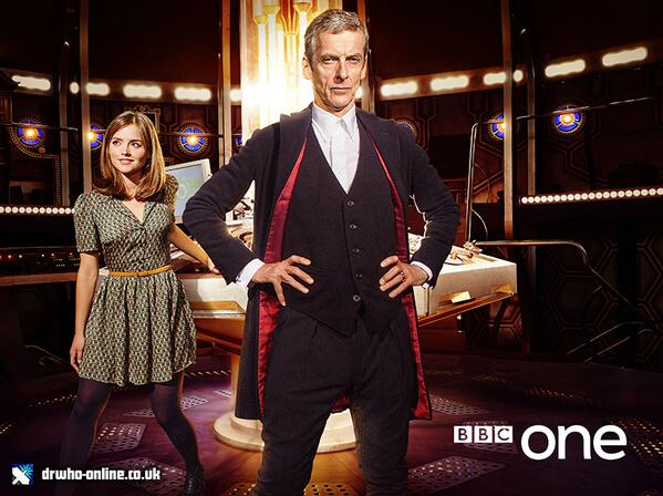 You've been patient and here's the reward.. #DoctorWho returns in August with '8.1: Deep Breath'! Here's The Doctor: http://t.co/GDAupAMRWB
