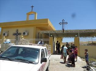 First time in 1600 years no Mass said in #Mosul, #Iraq, says #Chaldean Archbishop http://t.co/I2nY3xrg0F http://t.co/t38lcXMY8X