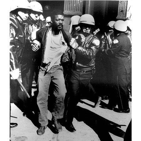 #stonewall riots June 28 1969 #lgbt fought back against police brutalisation, homophobia and transphobia. #pride2014 http://t.co/eKPpiPsFen