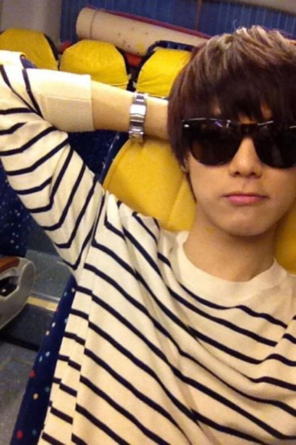 Happy birthday to CN Blue's Minhyuk! @kmh_cndr #DrummerKangMinhyukDay wishing you all the best