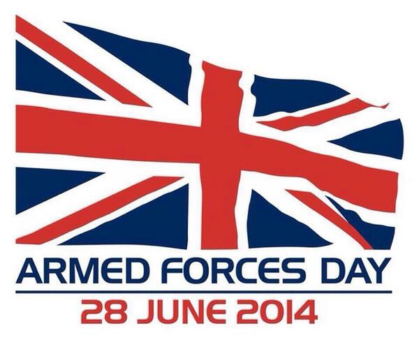 Today is Armed Forces Day - remembering all our colleagues who serve in HM Armed Services - Thank You for what you do http://t.co/EVaH8Nso68