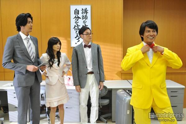 ここで織田裕二のドラマと数年前の代ゼミ講師の比較をご覧ください http://t.co/ZtLksb74OH