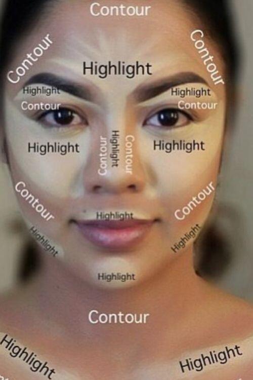 Les compartimos una imagen que les puede servir de referencia para un #maquillaje especial http://t.co/cZuVqYhhWc