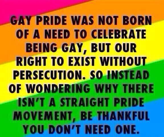 Maurice Wijnen (@mauricewijnen): And so it is! Why we have #LondonPride #ParisPride #PrideNewYork this weekend. http://t.co/VxVRIENZL9