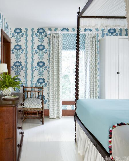 17 absolutely GORGEOUS blue and white rooms: //www.housebeautiful.com/decorating/blue-and-white-rooms#slide-1 http://t.co/iMNYObhxT7