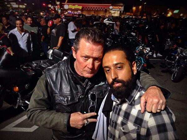 @robertpatrickT2 thank you for being a great friend and teacher. Nothing but love & respect. #RipBigSpanky #Havenotz http://t.co/ODDOZOtPij