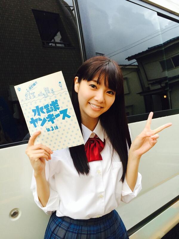 test ツイッターメディア - 新川優愛さんの素敵な笑顔!!! #水球ヤンキース  #新川優愛   https://t.co/Nv0c6qk6Rf