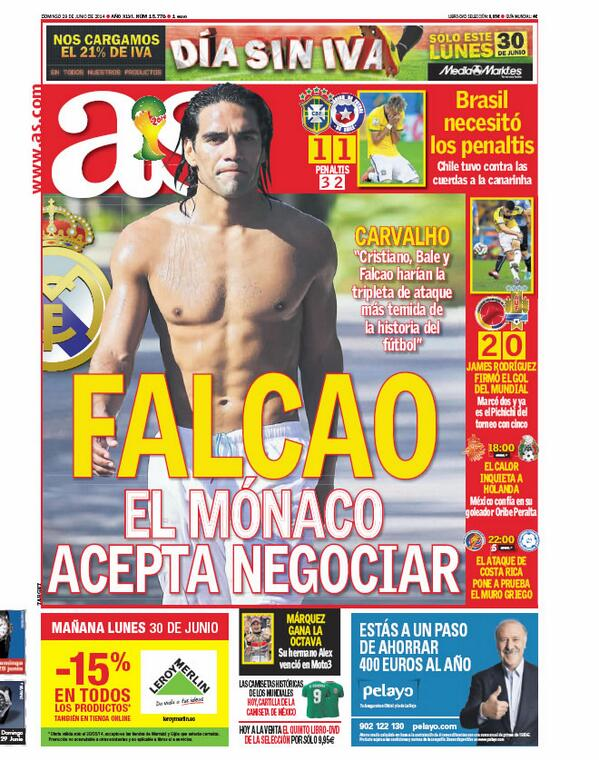 BrRgYNfCAAAze 1 Monaco agree to negotiate with Real Madrid for the sale of Radamel Falcao [AS]