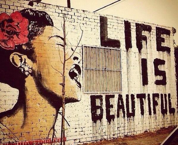 Life is beautiful. http://t.co/9uZPl9cJu2 RT @karen_loy  @Serge_ginsbard