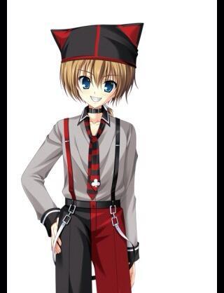 のりけ様!のりけ様!CV下野のキャラ紹介です☆探偵オペラ ミルキィホームズに出てくるラットくんです!ショタです!アニ
