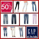 Image of gap from Twitter
