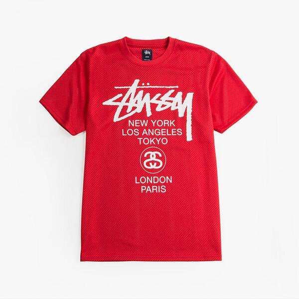 The World Tour Mesh Shirt - http://t.co/m5JfXy6ctZ