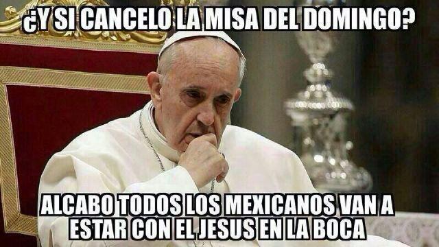 RT @lopezdoriga: Una duda del papa Francisco http://t.co/5p4jTQRD5D