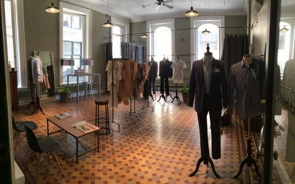 Welcome to @BlankLabel Downtown Crossing. http://t.co/up40EeQqdF
