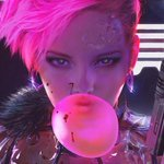 Image of cyberpunk from Twitter