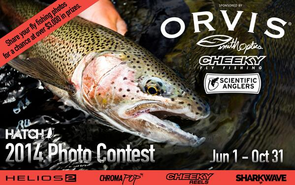 Enter our 2014 photo contest. Over $3,000 in fly fishing gear up for grabs. ENTER HERE: http://t.co/M9XPItra6i http://t.co/jUSlsSkQ2x