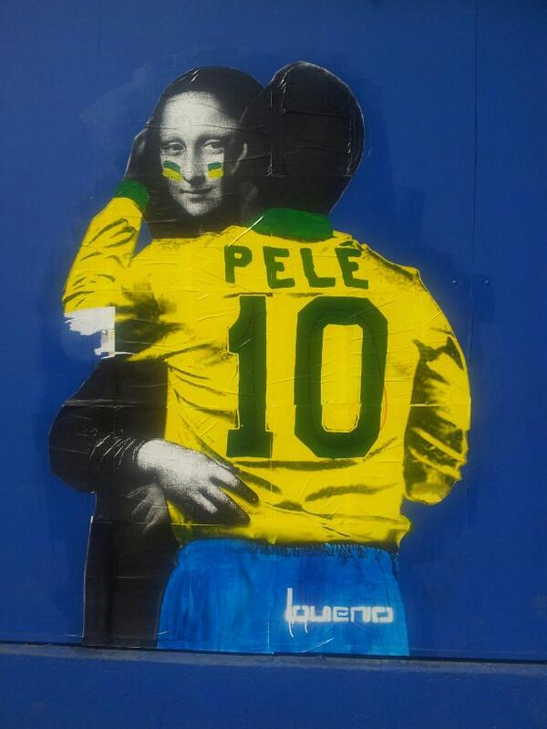 "Street art in Paulista avenue, Sampa ever the best grafittes and ""pichos""... http://t.co/pBfS8zvvP7"