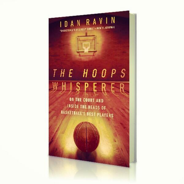 The Hoops Whisperer by @idanwan was a helluva read. A must. And he thanks me in the credits