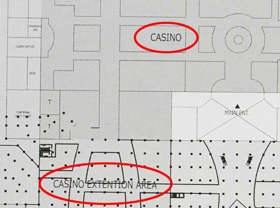 <제주의소리>가 최근 신화역사공원 A지구 핵심시설인 2880실 규모의 대형 최고급호텔 지하층에 'CASINO(카지노)'가 설계된 도면을 입수했습니다. http://t.co/l1ggIzeFDH http://t.co/wHPJwmm4aH