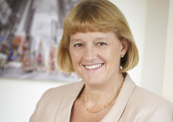 Louise Brooke-Smith today becomes the first female President of #RICS: http://t.co/7c8RrH8EH0 #Surveying http://t.co/J6IMQ2cPya