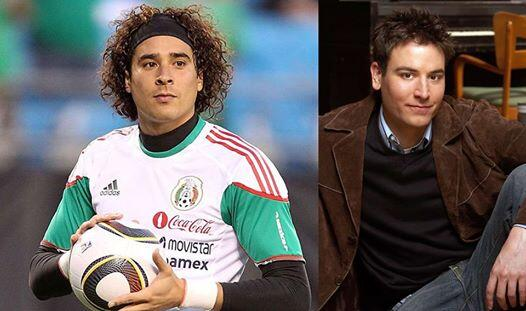 """""""Kids, let me tell you about the summer I played for Mexico."""" http://t.co/WmeLpfxgEW"""