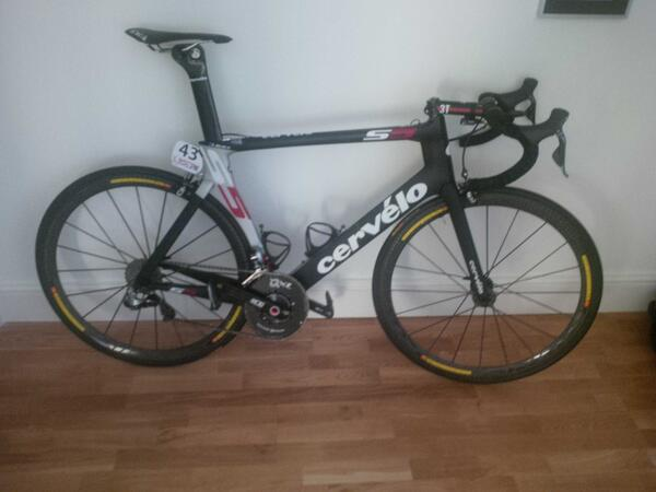 For Sale. Been raced, not much. Battery fully charged (I think). Good condition. Reasonable offers please. http://t.co/aFuGc5P5aB