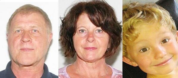 UPDATE: Amber Alert for missing Calgary couple and their grandson #amberalert #yyc http://t.co/9wROK490kI http://t.co/seOMSVdZGd