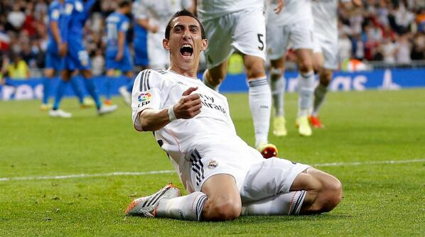 BrbESPCCYAEzo5a Angel Di Maria wants to leave Real Madrid: Man City & Man United interested [AS]