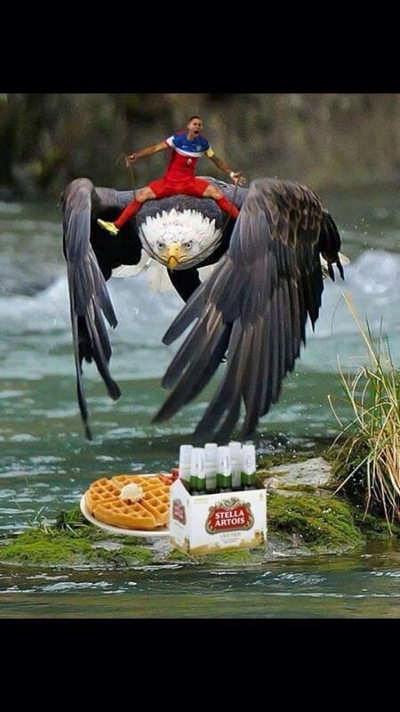 Go 'merica. http://t.co/CJUVoGQivL