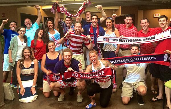 BHG has @USSoccer pride! Does your business support Team USA? #USMNT  #BHGBelieves http://t.co/CR4sjfesUG