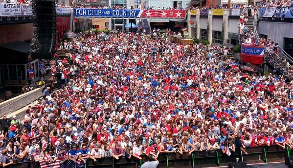 Looking good, Kansas City! #USA http://t.co/igwYSV3AXq