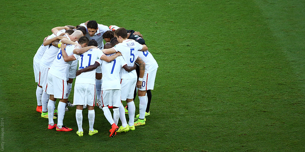 We are one nation, one team. Proud to be #TeamUSA. http://t.co/7wjoFr6ctm
